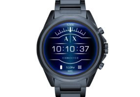 AXT2003_main-287x200 Armani stellt mit der A|X Armani Exchange Connected erste Touchscreen-Smartwatch vor Smartwatches Software Wear OS Wearables