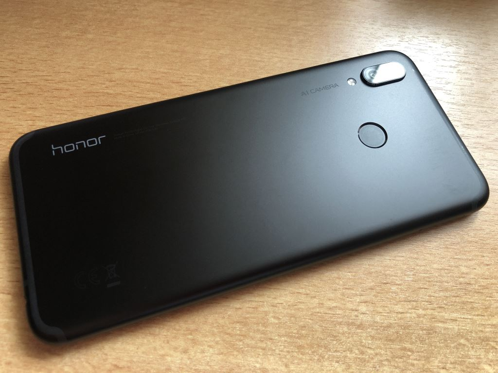 honor-play-midnight-black-back [IFA 2018] Das Honor Play startet nun ab 329,90 Euro durch Google Android Honor IFA 2018 Smartphones