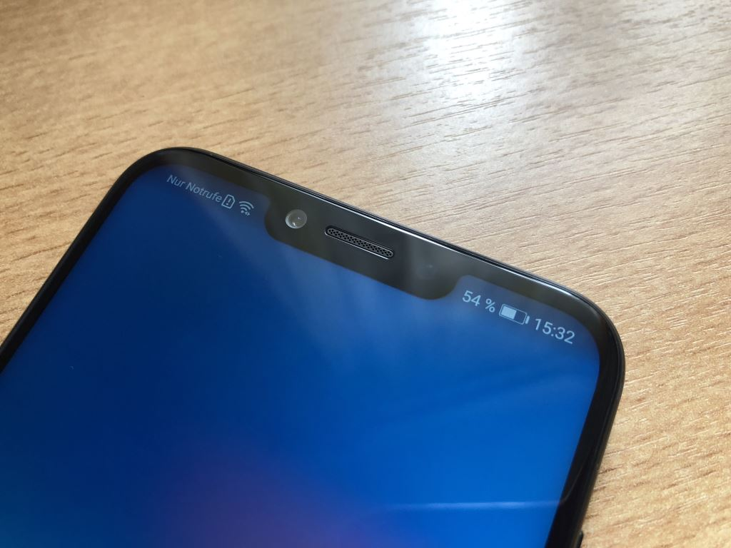 honor-play-notch [IFA 2018] Das Honor Play startet nun ab 329,90 Euro durch Google Android Honor Smartphones