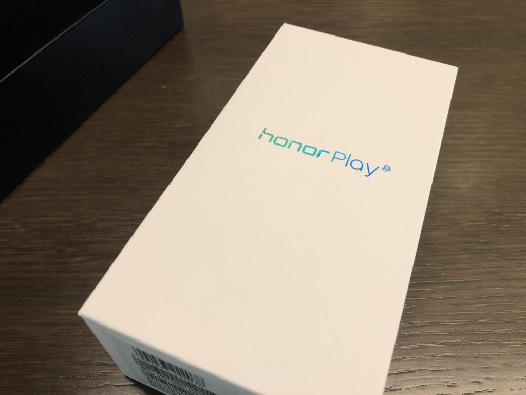 honor-play-schachtel [IFA 2018] Das Honor Play startet nun ab 329,90 Euro durch Google Android Honor IFA 2018 Smartphones