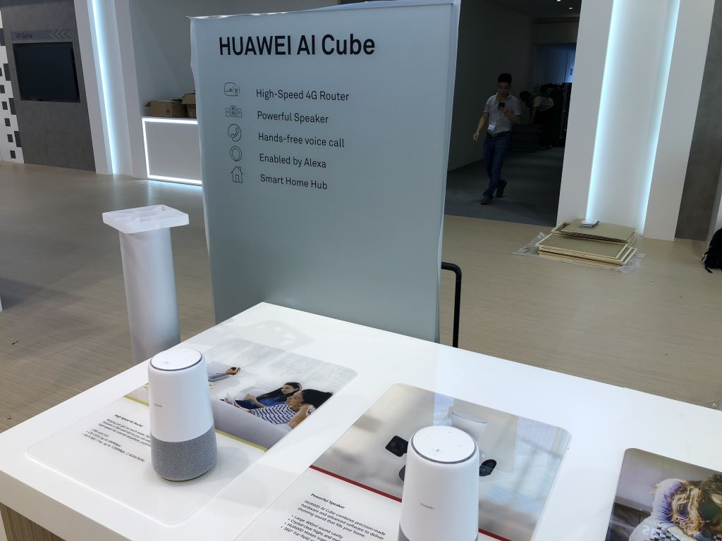 huawei-ai-cube-sizzle [IFA 2018] HUAWEI zeigte Smart Speaker und launcht das Mate 20 Lite Audio Gadgets Google Android Hardware Huawei IFA 2018 Smartphones YouTube Videos