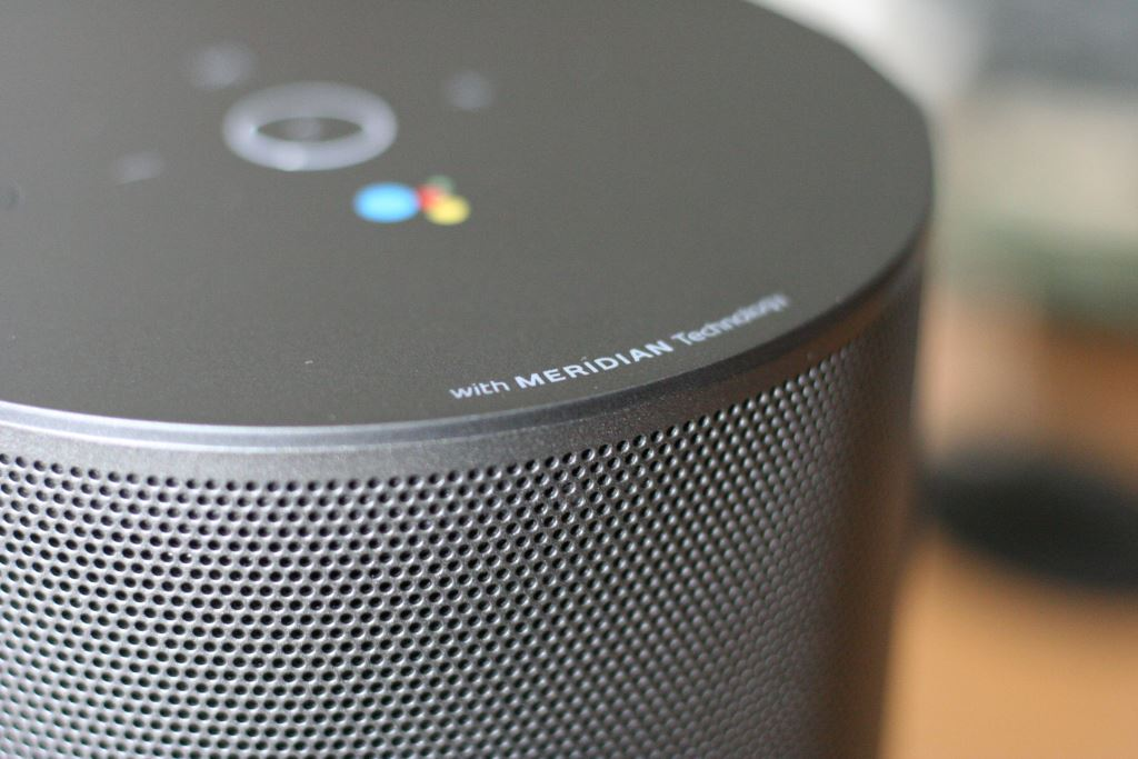 lg-wk7-meridian Vier smarte Lautsprecher mit Google Assistant im Vergleichstest Apple iOS Audio Gadgets Gefeatured Google Google Android Lautsprecher Smart Home Technologie Testberichte