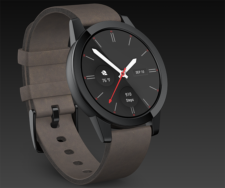 qualcomm-wear-3100-watch Neuer Prozessor für die Smartwatch - Qualcomm bringt den Snapdragon Wear 3100 auf den Markt Smartwatches Software Technology Wear OS Wearables