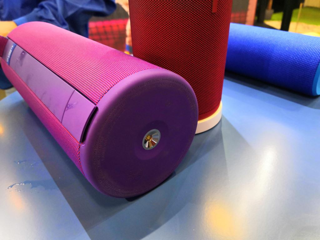 ultimate-ears-boom-3-power-up [IFA 2018] Ultimate Ears BOOM 3 & MEGABOOM 3 vorgestellt Apple iOS Audio Gadgets Google Android Lautsprecher YouTube Videos