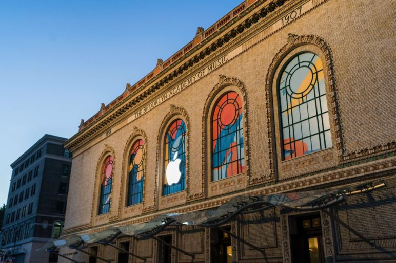 Apple Event Oktober 2018 aus Brooklyn