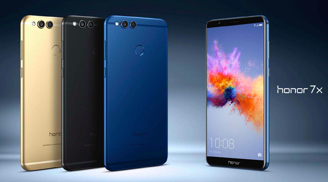 honor-7x Honor 8X im Hands-On und ab 249 Euro zu haben Gadgets Google Android Hardware Honor Smartphones YouTube Videos