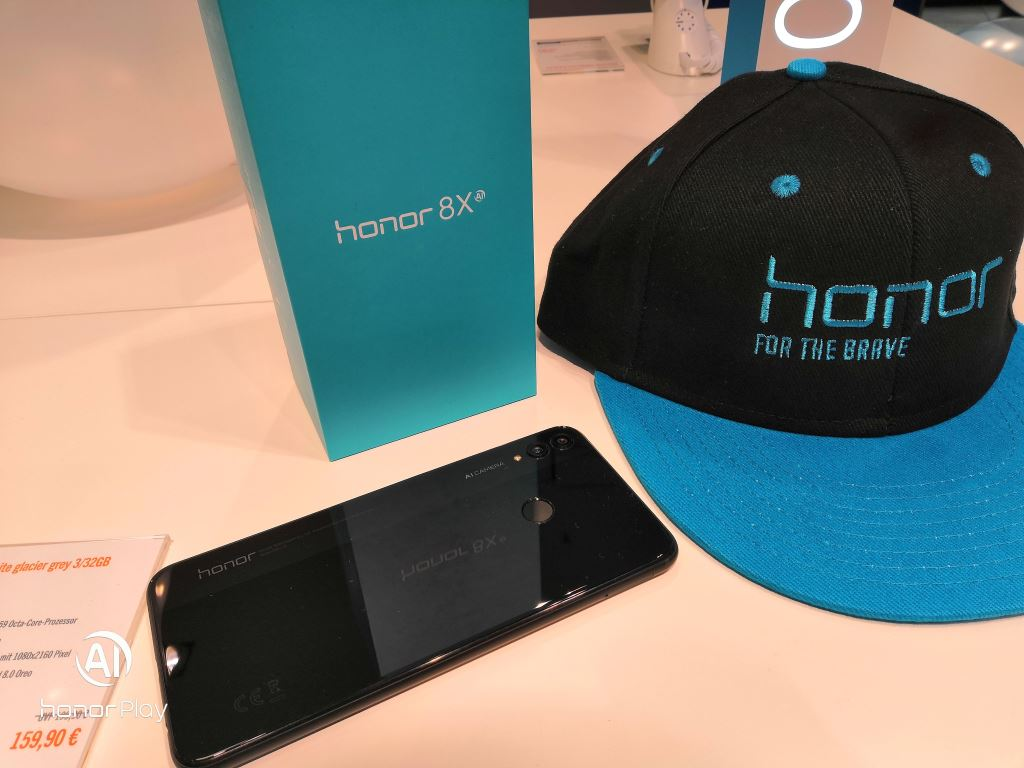 honor-8x-box Honor 8X im Hands-On und ab 249 Euro zu haben Gadgets Google Android Hardware Honor Smartphones YouTube Videos