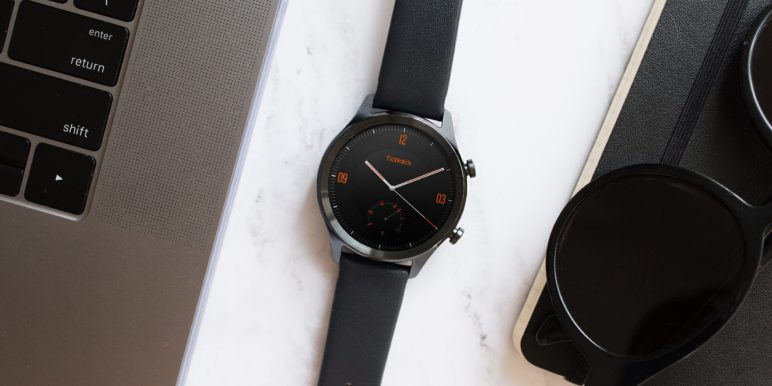 ticwatch_c2_1-772x386 Mobvoi stellt mit der TicWatch C2 eine neue Smartwatch vor Smartwatches Software Wear OS Wearables