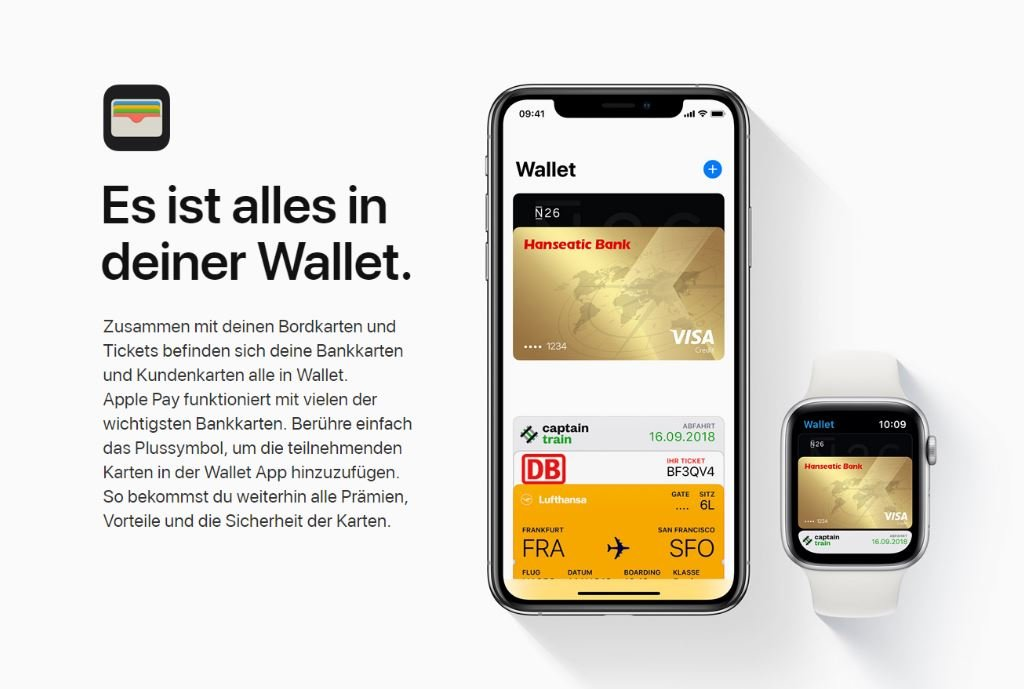 apple-pay-wallet Apple Pay kommt in Kürze endlich nach Deutschland Apple Apple iOS Shortnews Smartphones Smartwatches Wearables