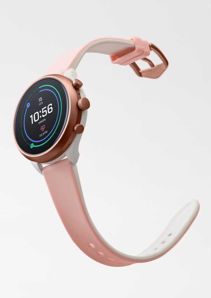 fossil-sport-smartwatch-offen Fossil Sport: Wear OS Smartwatch mit Fokus auf Sport Gadgets Smartwatches Wear OS by Google Wearables YouTube Videos