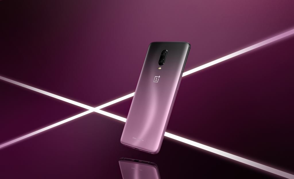 oneplus-6t-thunder-purple_05 Limited Edition des OnePlus 6T in Thunder Purple landet um 15 Uhr Google Android OnePlus Smartphones