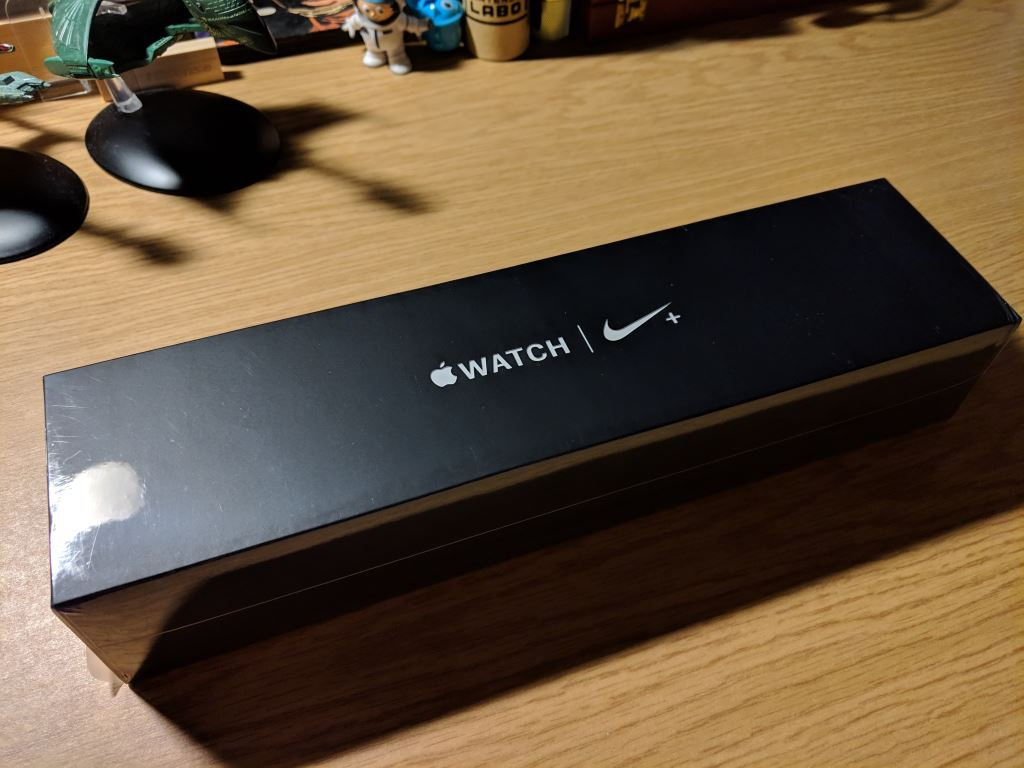 apple-watch-nike-plus-series-4-unboxing_01 Apple Watch Nike+ Series 4 im Unboxing und erster Eindruck Apple Gadgets Hardware Smartwatches Wearables