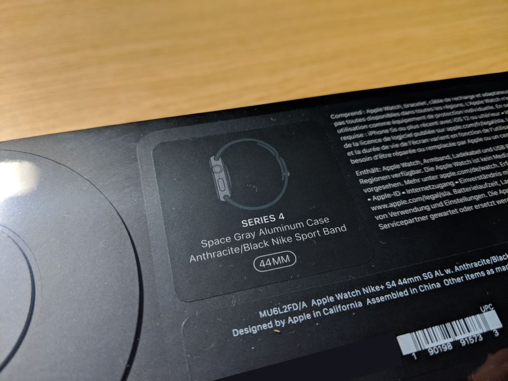 apple-watch-nike-plus-series-4-unboxing_03 Apple Watch Nike+ Series 4 im Unboxing und erster Eindruck Apple Gadgets Hardware Smartwatches Wearables