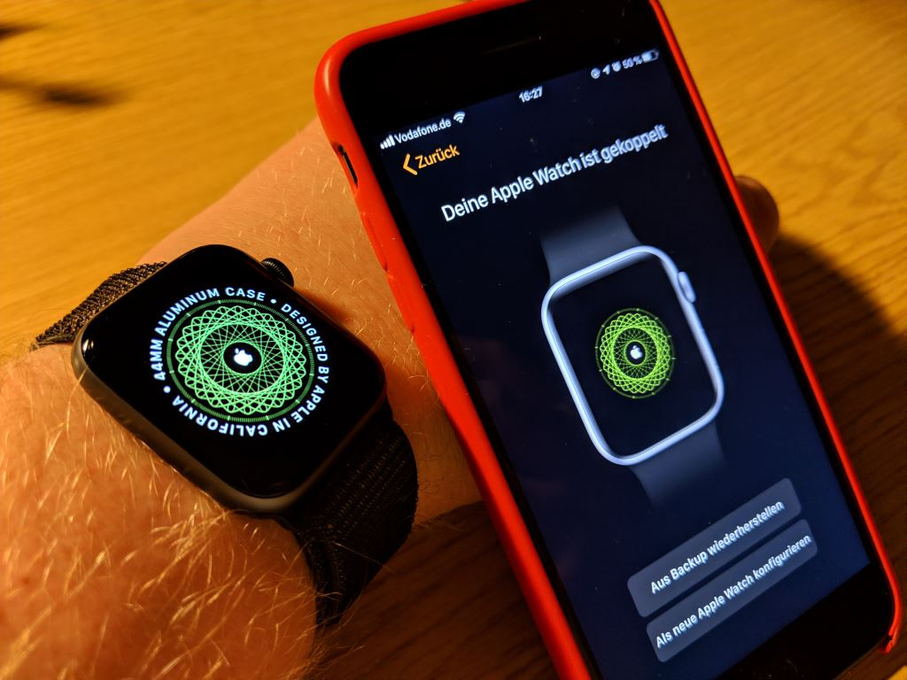 apple-watch-nike-plus-series-4-unboxing_19 Apple Watch Nike+ Series 4 im Unboxing und erster Eindruck Apple Gadgets Hardware Smartwatches Wearables