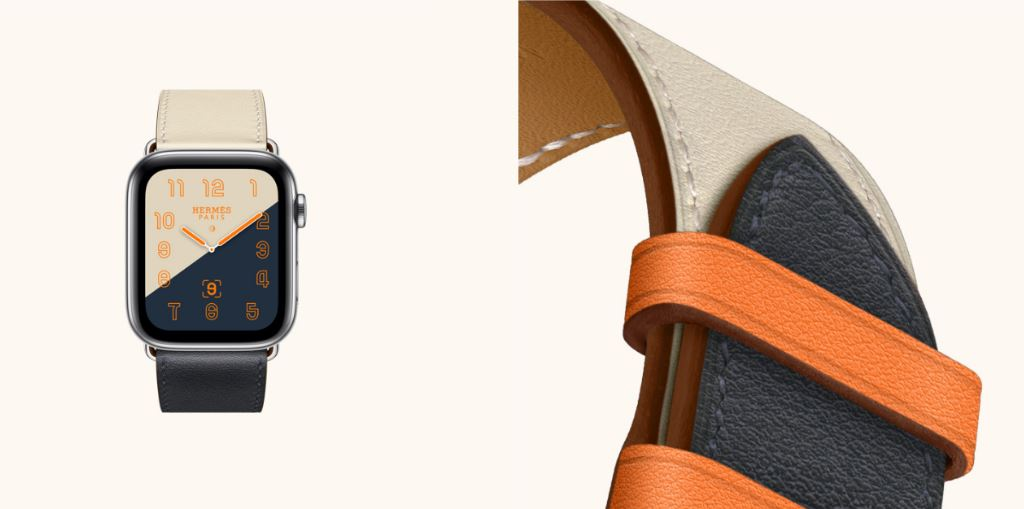 apple-watch-series-4-hermes Apple Watch Nike+ Series 4 im Unboxing und erster Eindruck Apple Gadgets Hardware Smartwatches Wearables