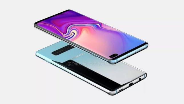 galaxys10plus So soll das Galaxy S10 Plus aussehen Google Android Samsung Smartphones Software