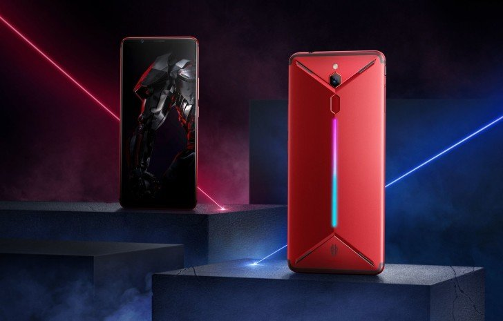 Nubia-Red-Magic-Mars ZTE nubia Red Magic Mars kommt nach Deutschland Google Android Smartphones Software ZTE