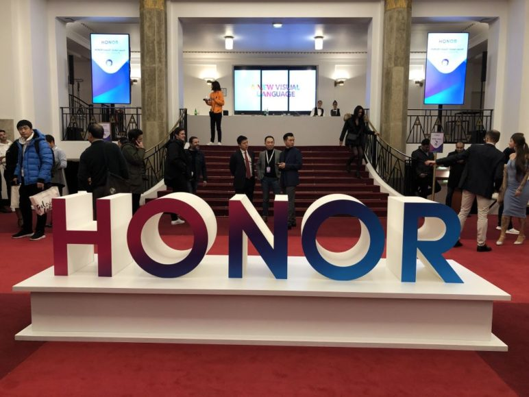 Honor-Logo Paris 2019