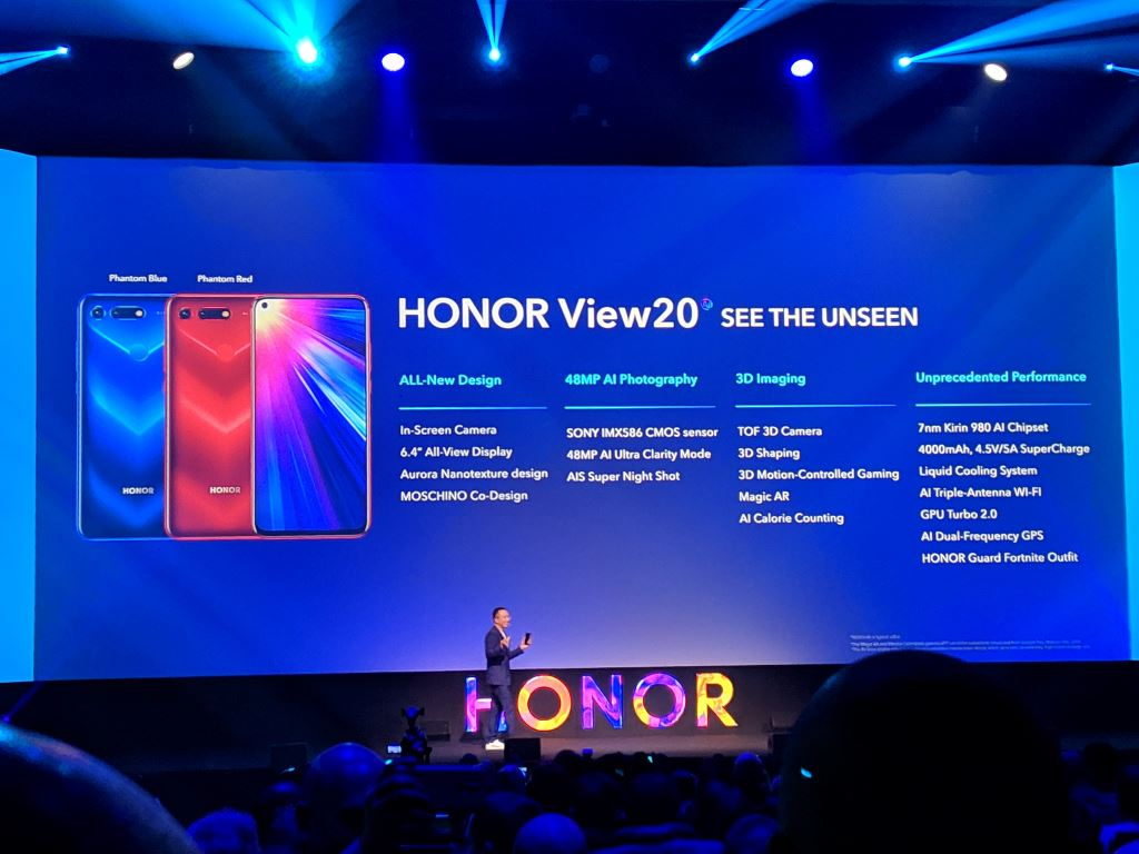 honor-view20-keynote-features Kameravergleich: HONOR View20 vs. Google Pixel 3 Events Foto Gadgets Google Android Hardware Honor Reviews Smartphones Technology