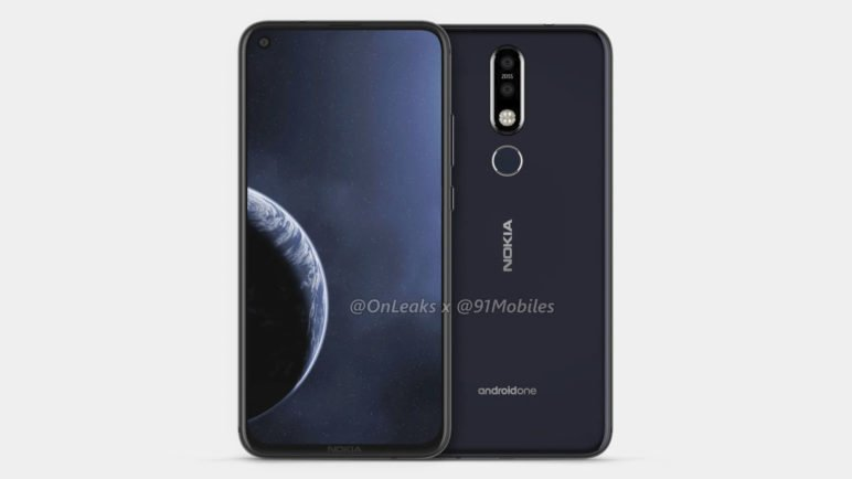 nokia-81-plus-1-772x434 Auch das Nokia 8.1 Plus hat ein Loch im Display Google Android Nokia Smartphones Software