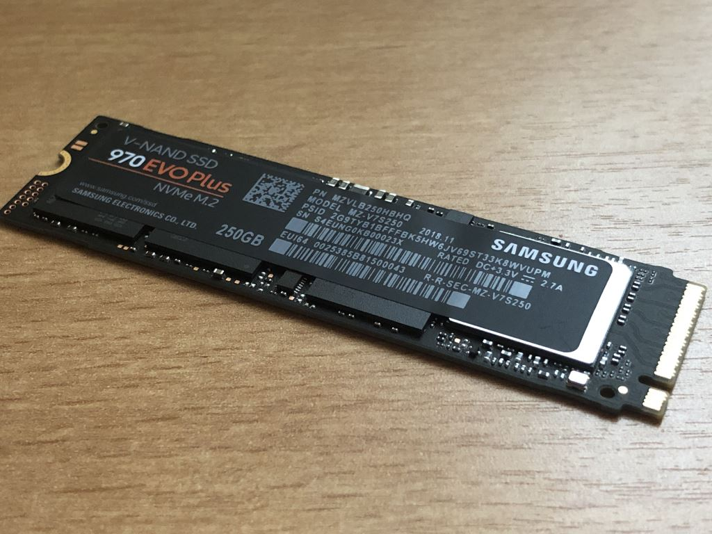 samsung-970-evo-plus-ssd-free Samsung 970 EVO Plus V-NAND SSD kommt auf den Markt Computer Hardware Samsung Shortnews Technology Windows