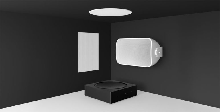 Sonos Architectural Speaker von Sonance