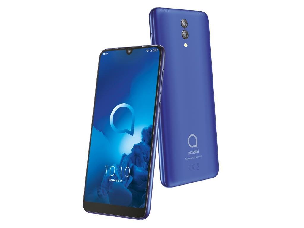 alcatel-3l-2019-hero MWC 2019: Alcatel stellt drei günstige Smartphones und ein Tablet vor Alcatel Events Google Android MWC Smartphones Software Tablets YouTube Videos