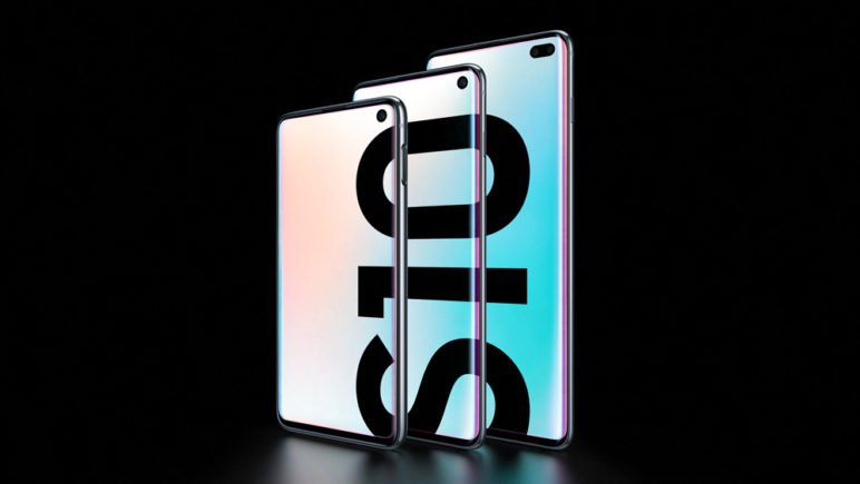 Samsung Galaxy S10 Familie