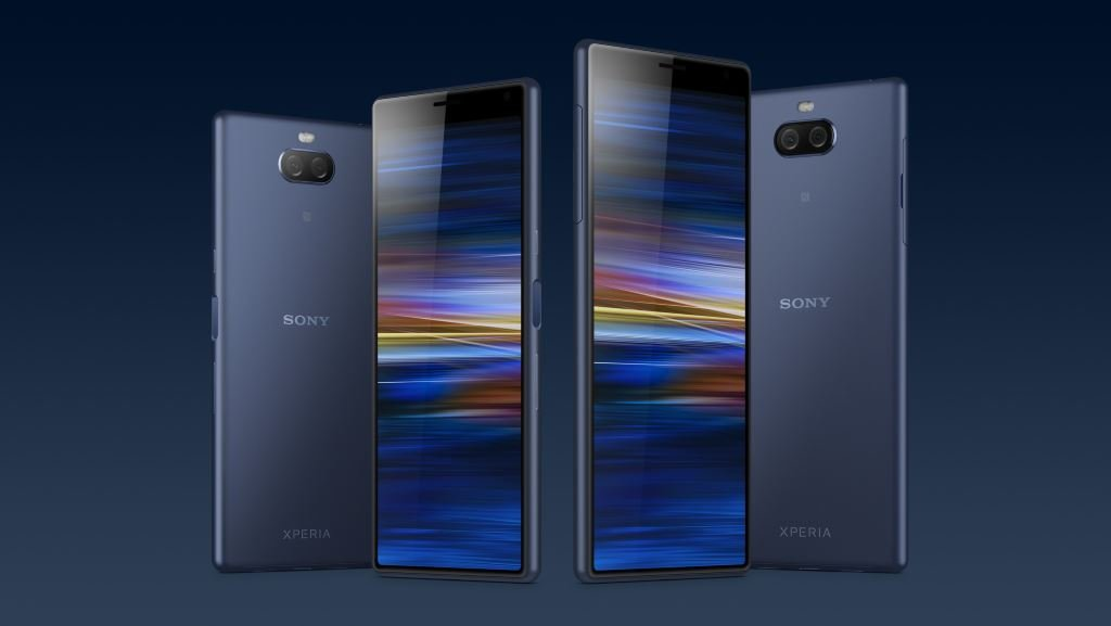 sony-xperia-10-familie MWC 2019: Sony Xperia 1 und Xperia 10/Plus mit 21:9-Bildschirm vorgestellt Events Google Android Hardware MWC 2019 Smartphones Sony Xperia YouTube Videos