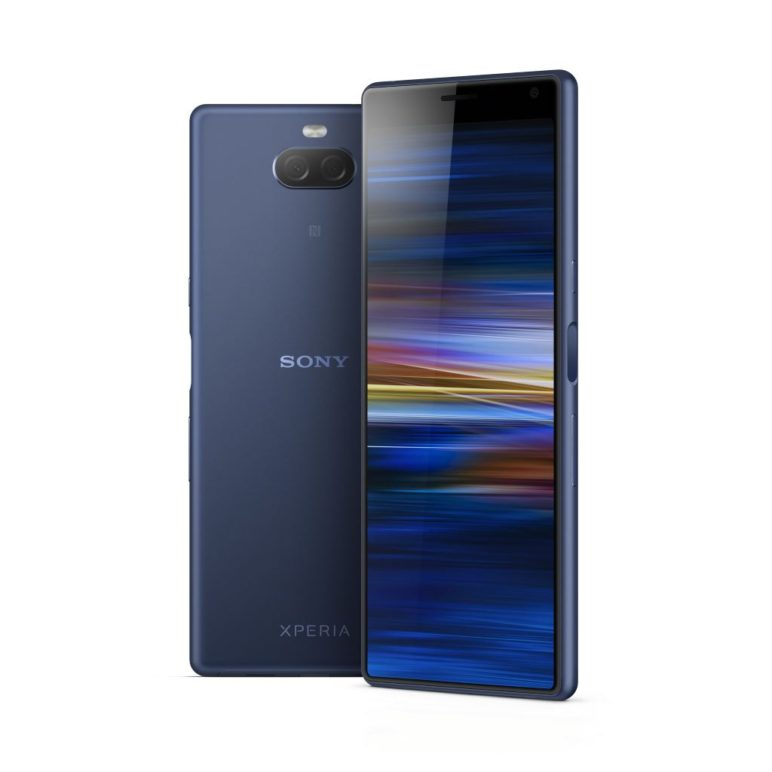 sony-xperia-10-navy-772x772 MWC 2019: Sony Xperia 1 und Xperia 10/Plus mit 21:9-Bildschirm vorgestellt Events Google Android Hardware MWC 2019 Smartphones Sony Xperia YouTube Videos