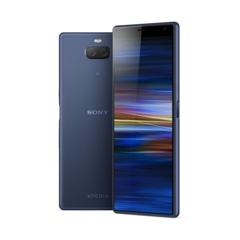 sony-xperia-10-plus-navy-772x772 MWC 2019: Sony Xperia 1 und Xperia 10/Plus mit 21:9-Bildschirm vorgestellt Events Google Android Hardware MWC 2019 Smartphones Sony Xperia YouTube Videos