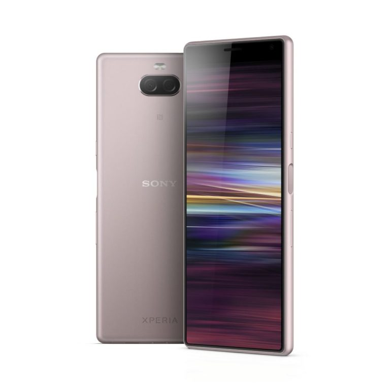 sony-xperia-10-rosa-772x772 MWC 2019: Sony Xperia 1 und Xperia 10/Plus mit 21:9-Bildschirm vorgestellt Events Google Android MWC Smartphones Sony YouTube Videos