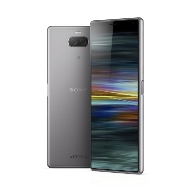 sony-xperia-10-silver-772x772 MWC 2019: Sony Xperia 1 und Xperia 10/Plus mit 21:9-Bildschirm vorgestellt Events Google Android Hardware MWC 2019 Smartphones Sony Xperia YouTube Videos