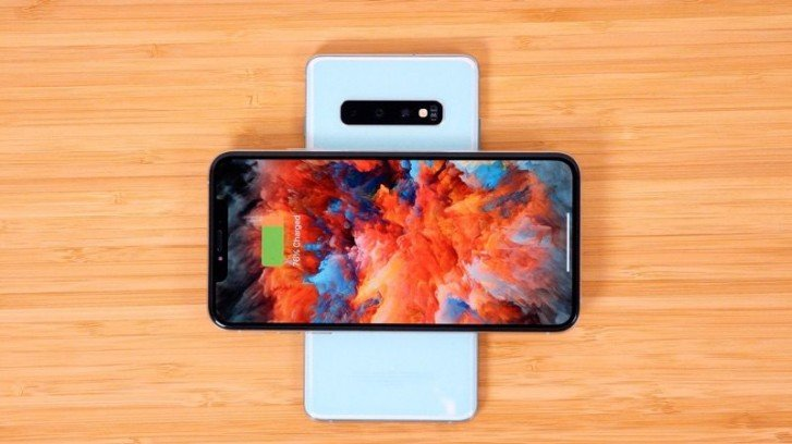 iphone2019 Reverse Wireless Charging auch bei Apple's 2019er iPhone? Apple Smartphones