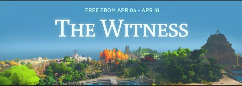 witness-772x276 The Witness kostenfrei bei Epic Games Games