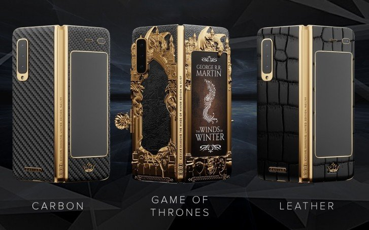 Galaxy Fold - Game of Thrones