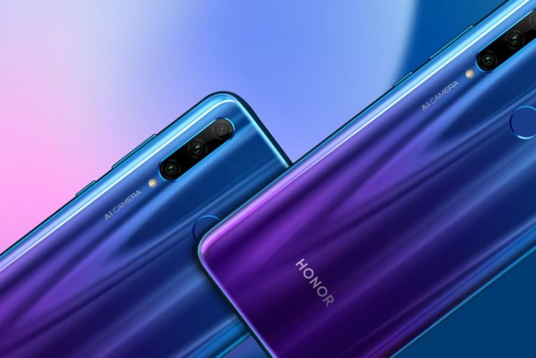 HONOR 20 Lite - Phantom Blue