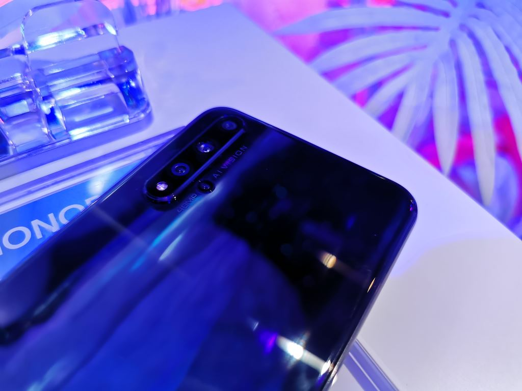 honor-20_4 HONOR 20 und HONOR 20 Pro in ersten Eindrücken Events Gadgets Google Android Hardware Honor Smartphones YouTube Videos