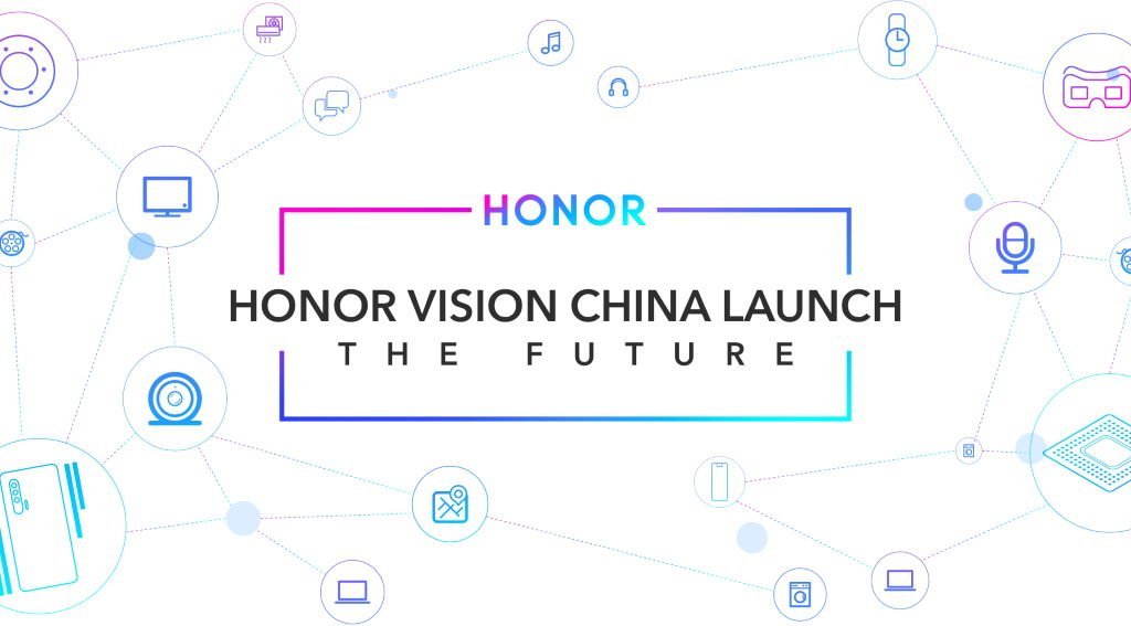 honor-vision-launch HUAWEI und HONOR zeigen mit HONOR Vision das erste Produkt mit HarmonyOS Harmony OS Honor Huawei Smart Home Technologie Unterhaltung YouTube Videos