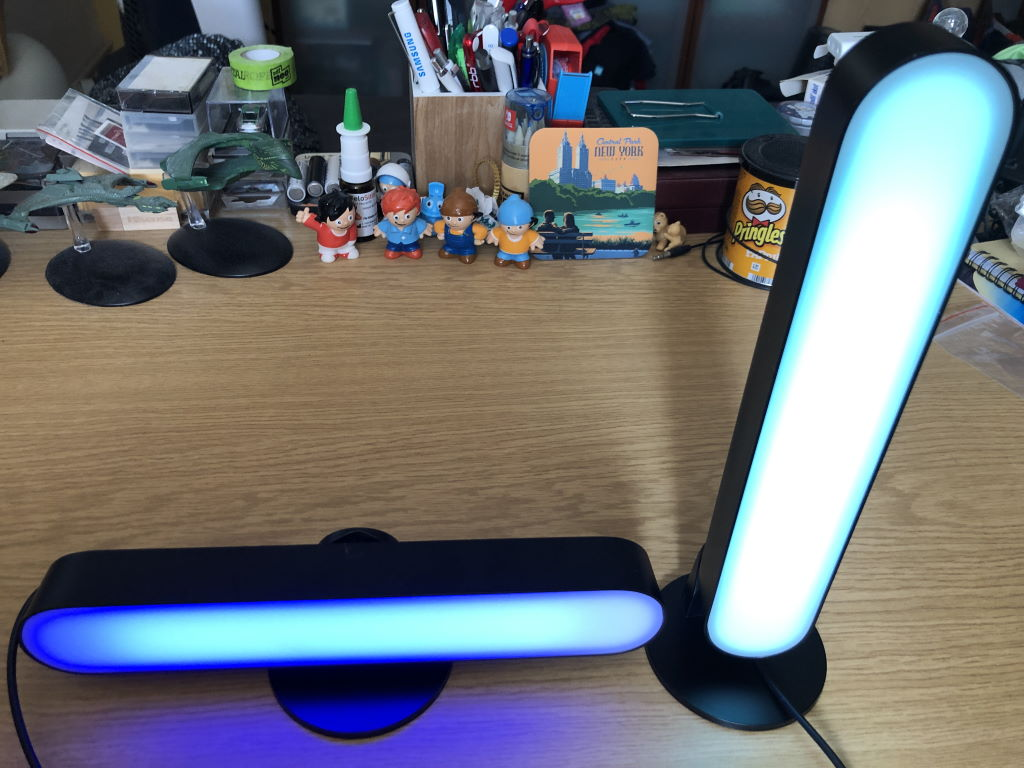 philips-hue-play-quer-hochkant Philips Hue Play Lightbar im Test Entertainment Featured Gadgets Games Hardware Reviews Smart Home Technology Testberichte YouTube Videos
