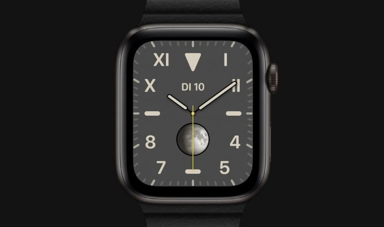 Apple Watch Series 5 - Titan