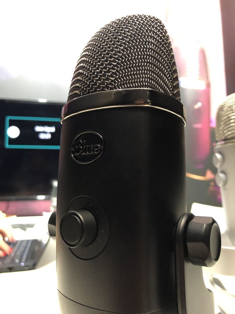 blue-yeti-x-below [IFA 2019] Blue stellt neues, großes Kondensator-Mikrofon vor: Blue Yeti X Audio Events IFA Mikrofone