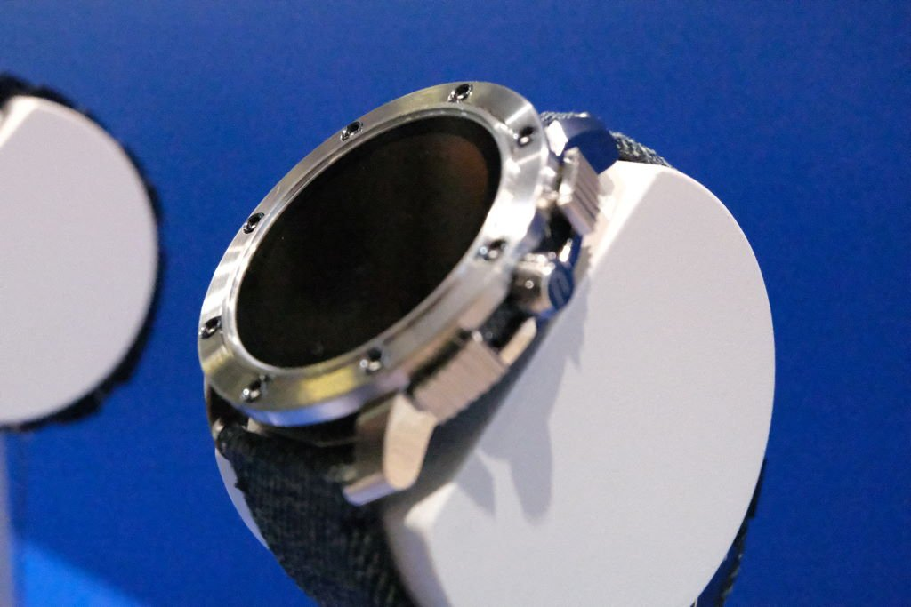 diesel-axial-smartwatch-close [IFA 2019] Fossil zeigt 5. Generation seiner Smartwatches für Michael Kors, Armani, Diesel und erstmals Puma Apple iOS Events Gadgets Google Android IFA Smartwatches Wear OS by Google Wearables