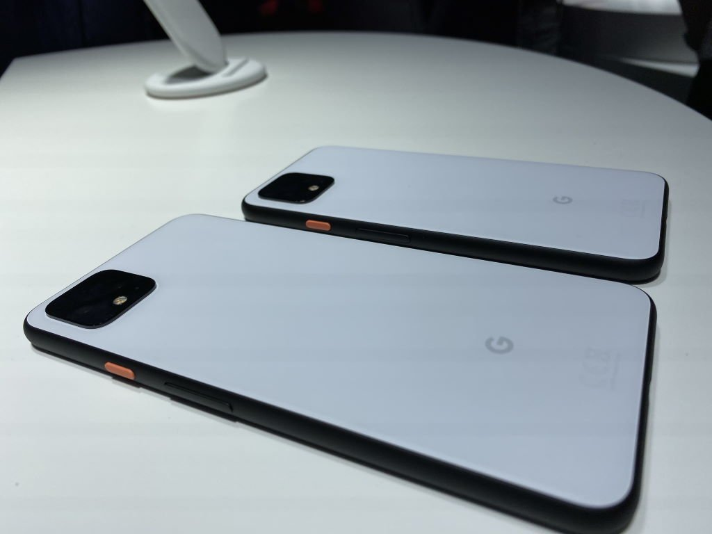 google-pixel-4-XL-vs-pixel-4 Google stellt Pixel 4 und Pixel 4 XL vor [Hands-On] Events Google Google Android Smartphones YouTube Videos