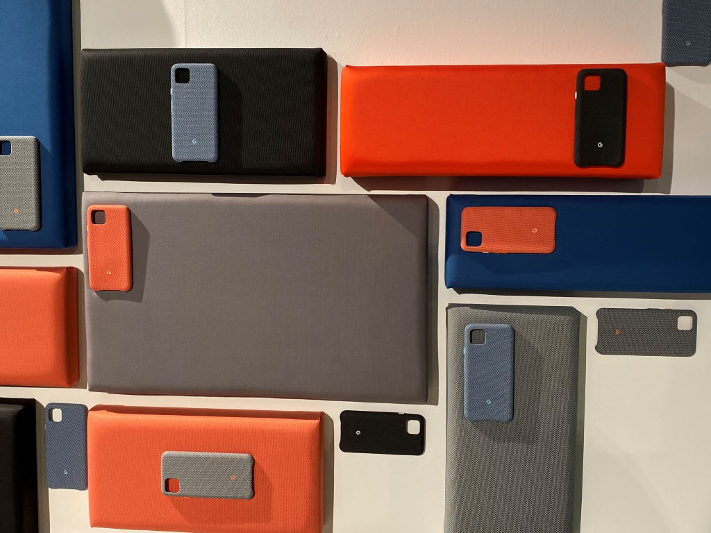 google-pixel-4-cases Google stellt Pixel 4 und Pixel 4 XL vor [Hands-On] Events Google Google Android Smartphones YouTube Videos