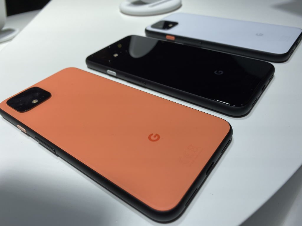 google-pixel-4-colors Google stellt Pixel 4 und Pixel 4 XL vor [Hands-On] Events Google Google Android Smartphones YouTube Videos