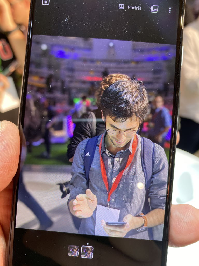 google-pixel-4-portrait Google stellt Pixel 4 und Pixel 4 XL vor [Hands-On] Events Google Google Android Smartphones YouTube Videos