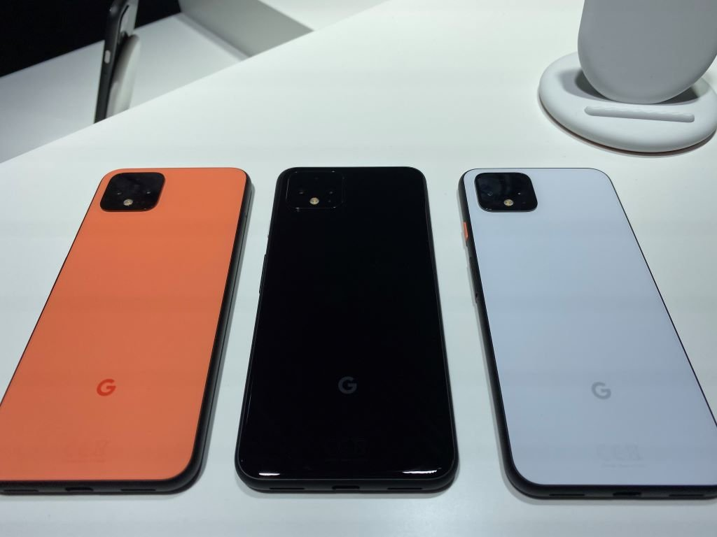 google-pixel-4-trio Google stellt Pixel 4 und Pixel 4 XL vor [Hands-On] Events Google Google Android Smartphones YouTube Videos