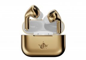 caviar_air_pods_pro2-287x200 Caviar bringt eine Airpods Pro Gold Edition auf den Markt Apple Audio In-Ear