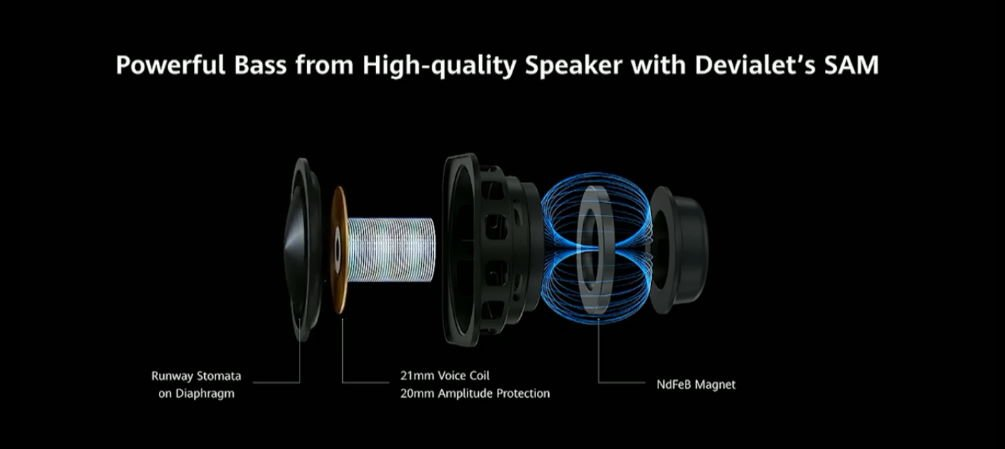 huawei-sound-x-devialet-sam HUAWEI Sound X - Smart Speaker mit Celia und Sound von Devialet Audio Events Gadgets Huawei Lautsprecher Smart Home YouTube Videos